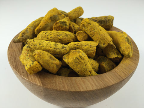TURMERIC ROOT WHOLE- DRIED - Trade Technocrats Ltd