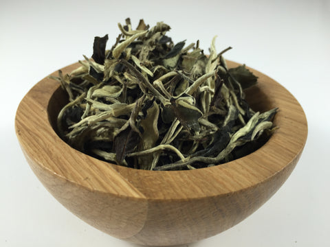 WHITE TEA LEAVES C/S - Trade Technocrats Ltd