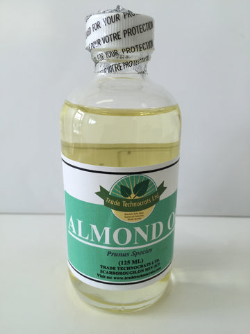 ALMOND OIL 125ml - Trade Technocrats Ltd
