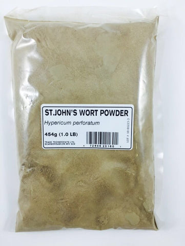 ST. JOHN'S WORT POWDER - Trade Technocrats Ltd