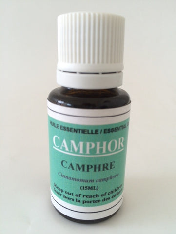 CAMPHOR OIL 15ml - Trade Technocrats Ltd