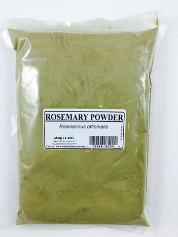 ROSEMARY LEAVES POWDER - Trade Technocrats Ltd