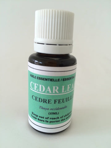 CEDAR LEAF OIL 15ml - Trade Technocrats Ltd