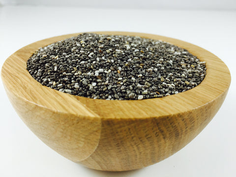CHIA SEEDS - BLACK - Trade Technocrats Ltd