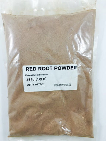 RED ROOT POWDER (JERSEY TEA) - Trade Technocrats Ltd