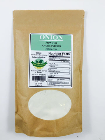 ONION POWDER - Trade Technocrats Ltd