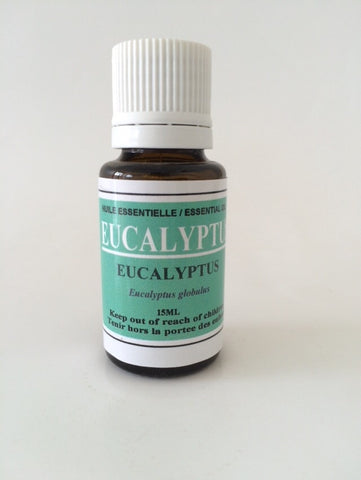 EUCALYPTUS OIL 15ml - Trade Technocrats Ltd