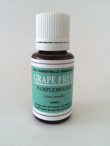 GRAPEFRUIT OIL 15ml - Trade Technocrats Ltd