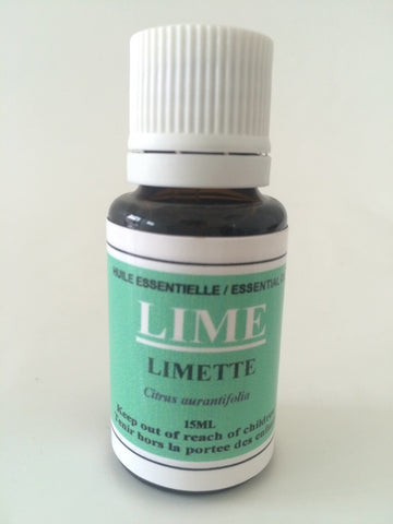 LIME OIL 15ml - Trade Technocrats Ltd
