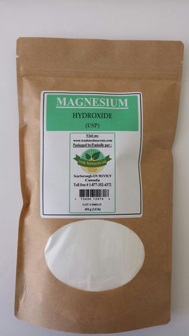 MAGNESIUM HYDROXIDE (USP) - Trade Technocrats Ltd