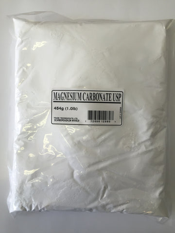 MAGNESIUM CARBONATE USP - Trade Technocrats Ltd