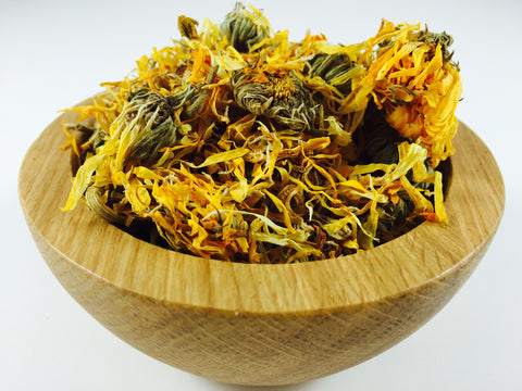 CALENDULA FLOWER WHOLE (SEE-MARIGOLD) - Trade Technocrats Ltd