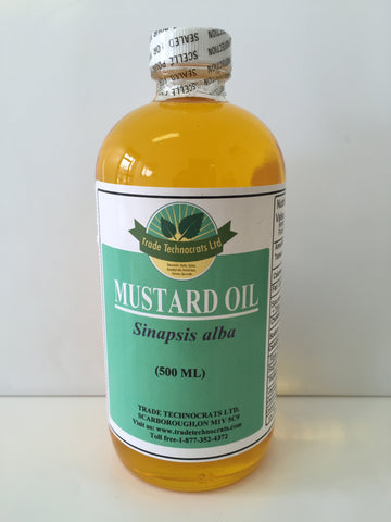 MUSTARD OIL 500ml - Trade Technocrats Ltd
