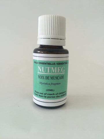 NUTMEG OIL 15ml - Trade Technocrats Ltd