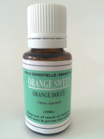 ORANGE SWEET OIL 15ml - Trade Technocrats Ltd