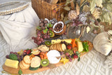Wooden Anchor Grazing Food Board