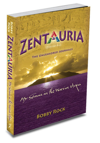 Zentauria: My Season in the Warrior Utopia (autographed copy)