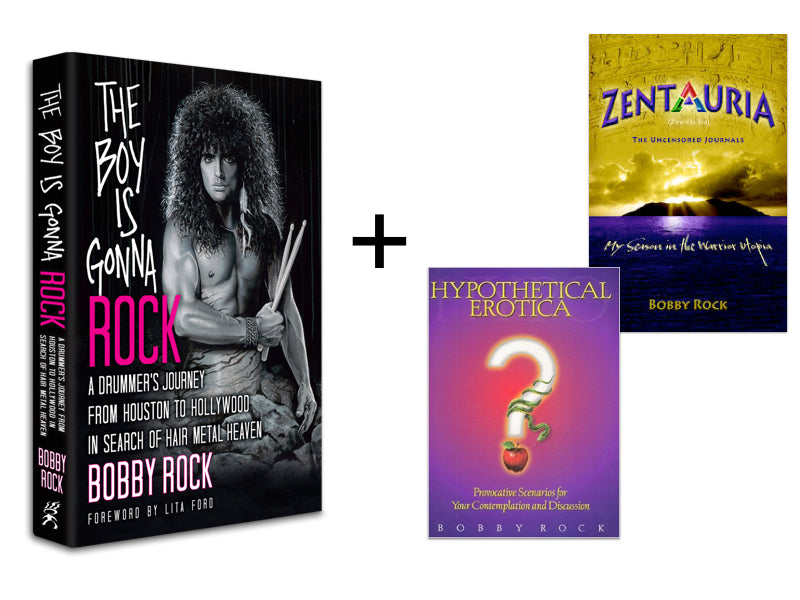 Reader Bundle: Book plus Two More Books