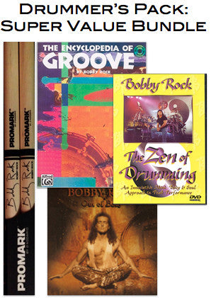 Drummer's Pack – Super Value Bundle
