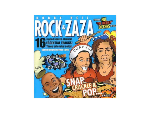 Snap, Crackle & Pop... Live!  (2-CD set)
