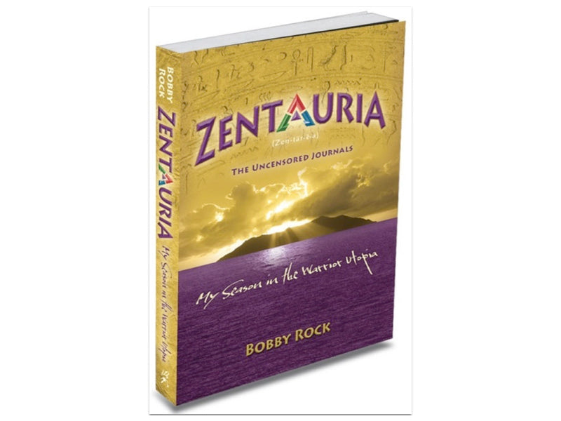 Zentauria: My Season in the Warrior Utopia