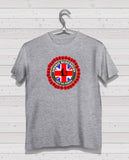 Airdrie Remembers - Grey TShirt