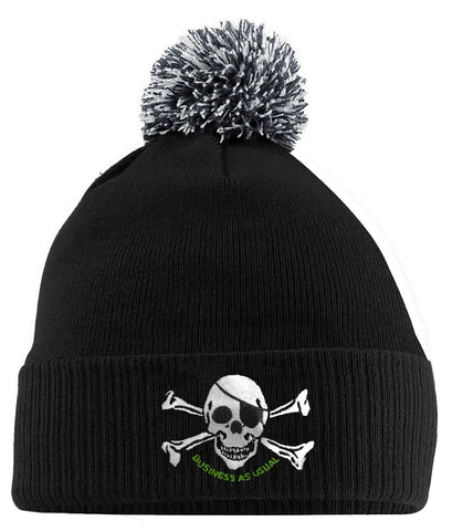 Born Casual Beanie - Black CSC