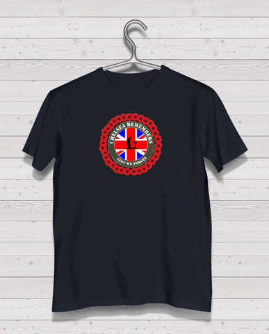 Chelsea Remembers - Black TShirt