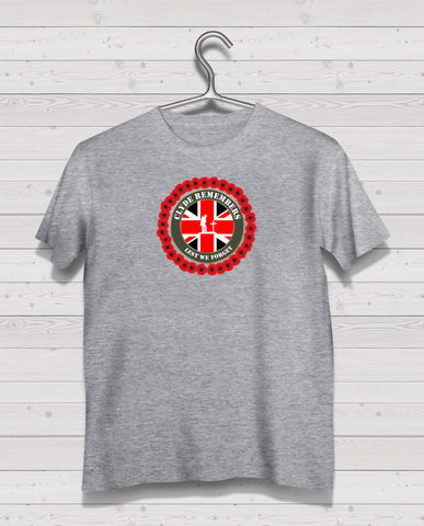 Clyde Remembers - Grey TShirt