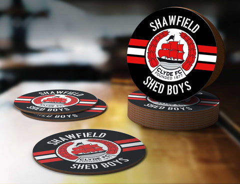 Clyde - Shawfield Shed Boys