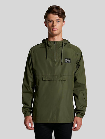 10-44 Mens Bexley Windbreaker Jacket