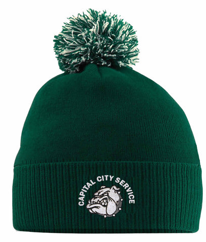 Capital City Service - Bulldog Beanie