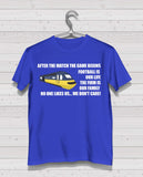 Rangers ICF Royal Blue Short Sleeve TShirt -  Inter City Train