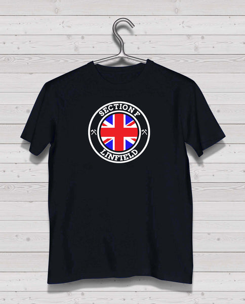 "Linfield - ""Section F"" Black"