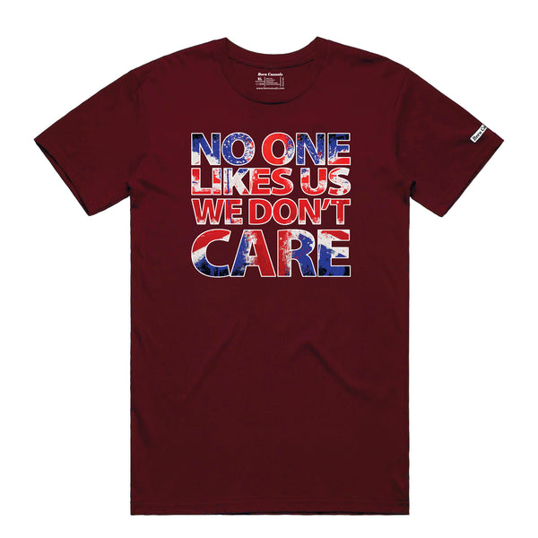 """No one likes us! "" Casual Style TShirt"