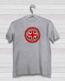 Middlesbrough Remembers - Grey TShirt
