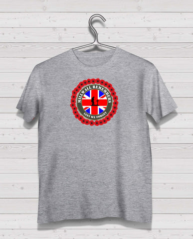 Millwall Remembers - Navy TShirt