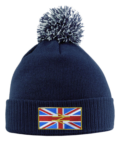 Born Casual Beanie - Navy