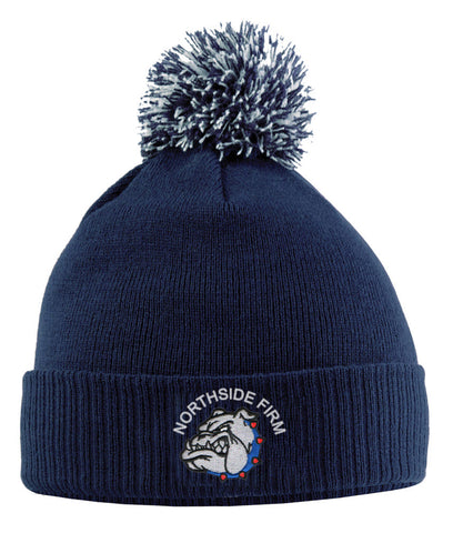 Northside Firm - Bulldog Beanie