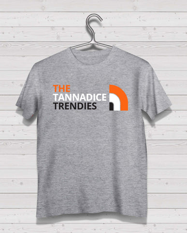 Dundee United North Style Grey Short Sleeve TShirt