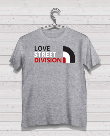 St Mirren North Style Grey Short Sleeve TShirt