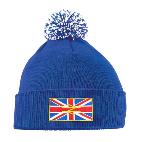Born Casual Beanie - Royal Blue