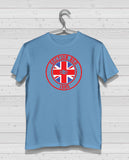 Rangers - Section Red Light Blue Short Sleeve TShirt