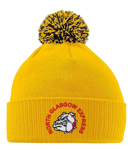North Glasgow Express - Bulldog Beanie