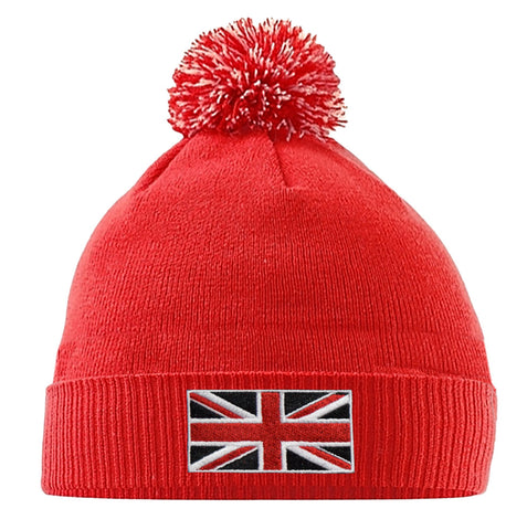 Born Casual Beanie - Red