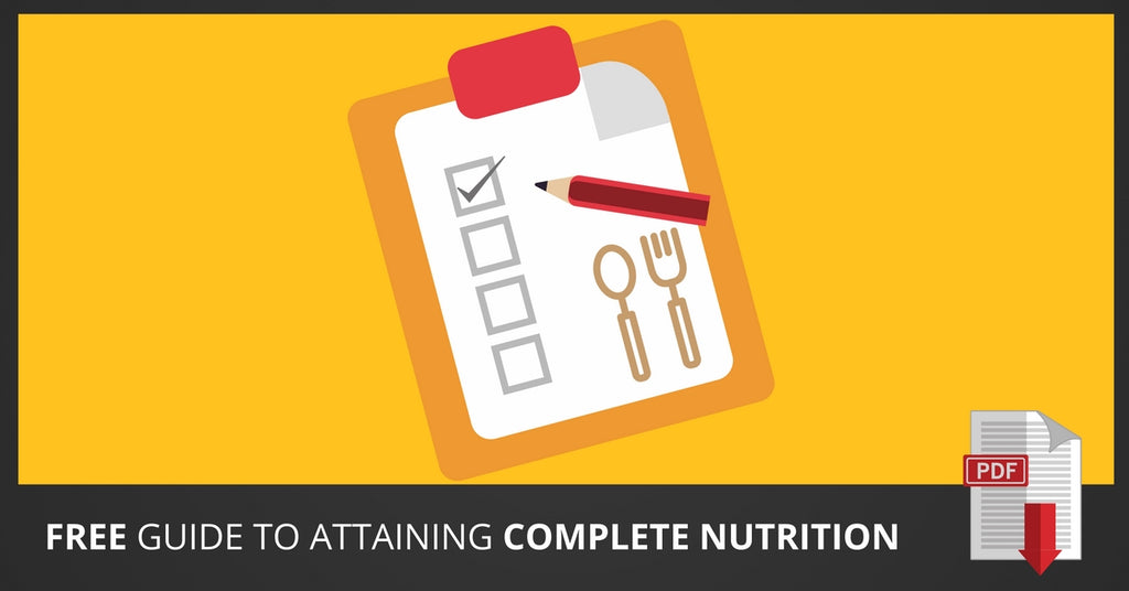 FREE Guide to Attaining Complete Nutrition