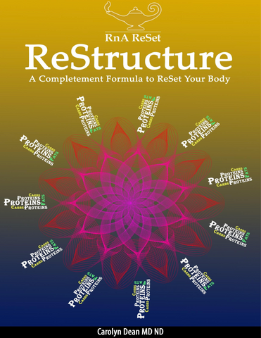 ReStructure: A Completement Formula to ReSet your Body