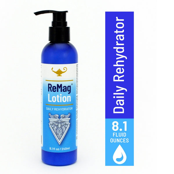 ReMag® Magnesium Lotion Daily ReHydrator
