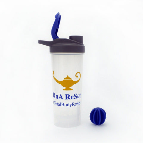 Dr. Dean's Total Body ReSet Blender Bottle