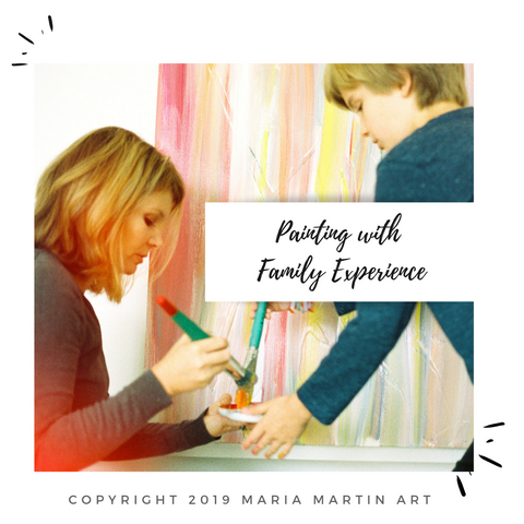 Make an Heirloom with Family Painting Day